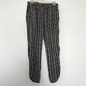 Forever 21 Print Pants Large
